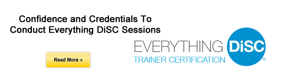 Everything DiSC Trainer Certification Training